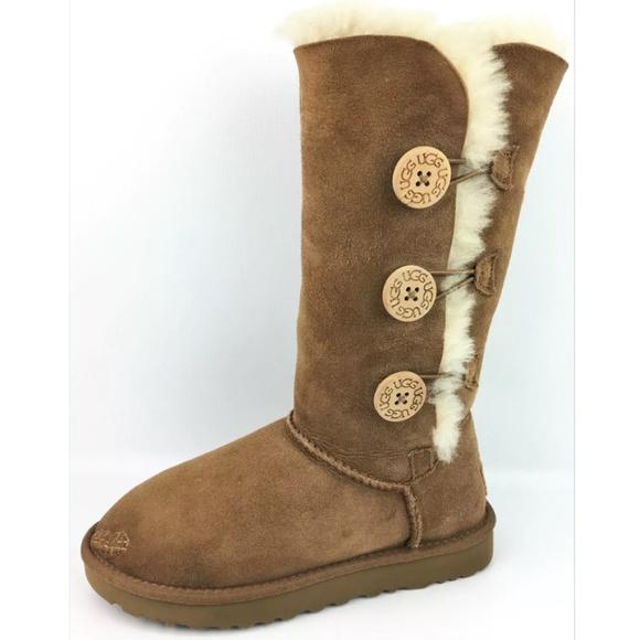 c220a8950d8 ... Bailey Button Triplet II Boots. UGG. M 5c1ea24812cd4ac2cbf82a04.  M 5c1ea24803087c896cd6296c. M 5c1ea2484ab633ef8191c058.  M 5c1ea248de6f6203d911d763